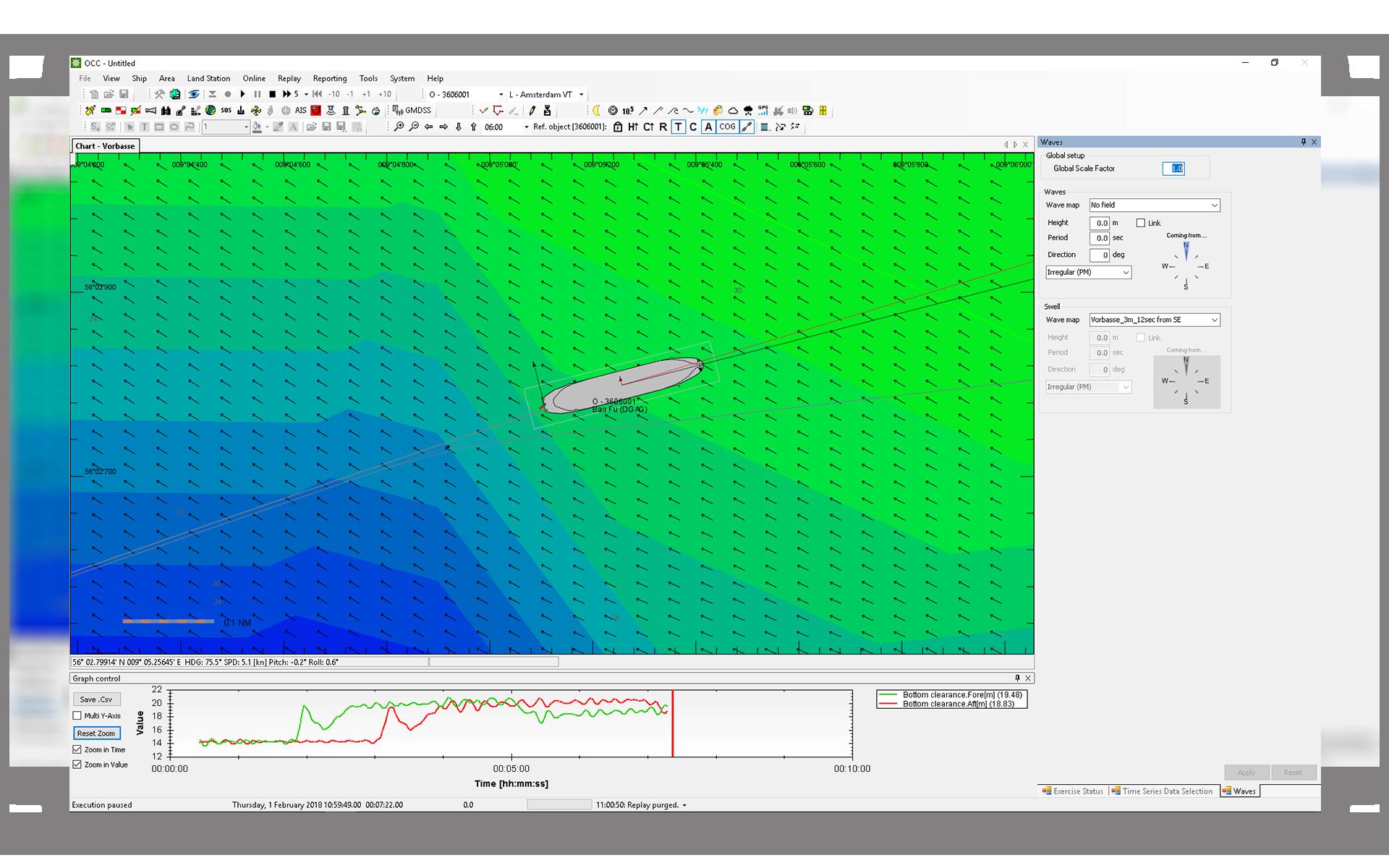 Ship Simulation